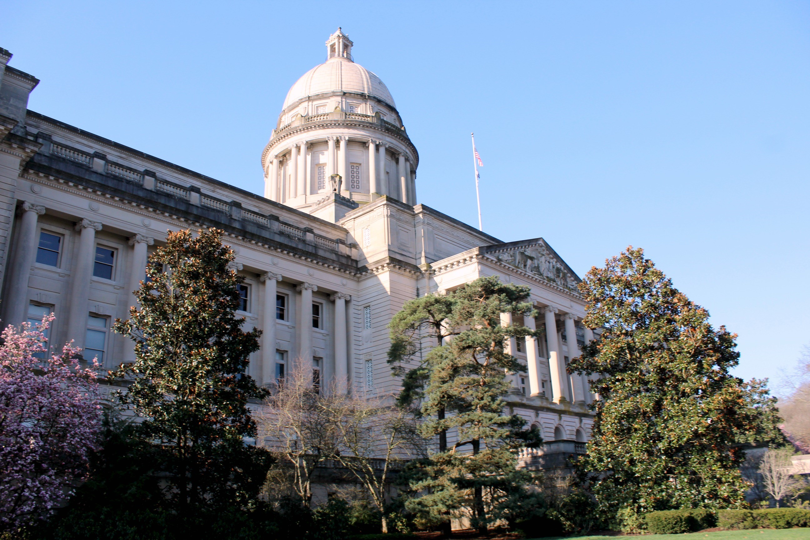 KY Capitol